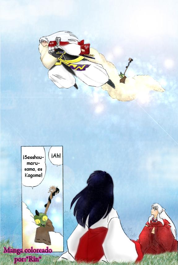 Inuyasha manga end chap by xXx-Rin-xXx