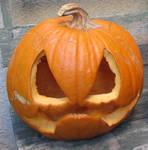 Scarecrow Jack o' Lantern