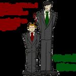 Mr. Croup and Mr. Vandemar by zazz96