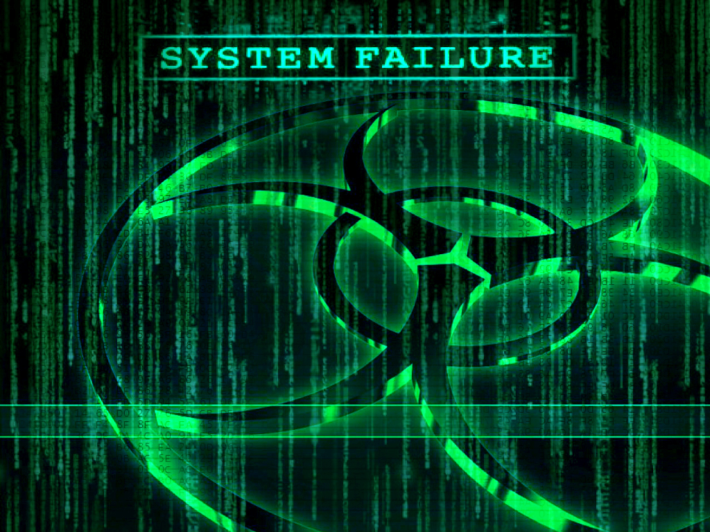 System Failure by computer112