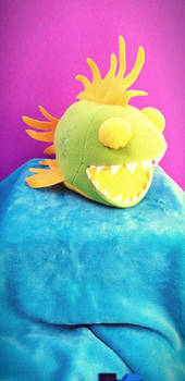 Plush Chompy Fish