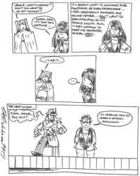 Watchmen Comic 1: Silk Dan by EnvySkort