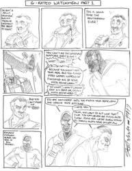 G-Rated Watchmen Part 1 by EnvySkort