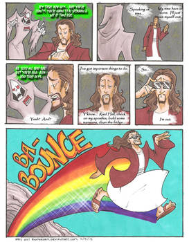 EASTER AND JESUS' CRAZY SWAG