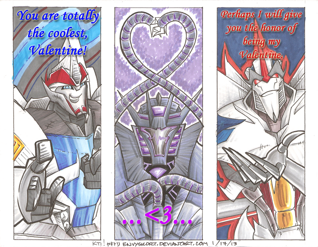 VALENTINES FOR FILTHY ROBOSEXUALS 5 By EnvySkort ...