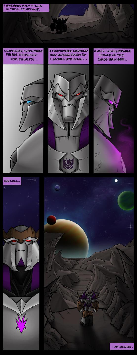 Megatron: Exile by EnvySkort