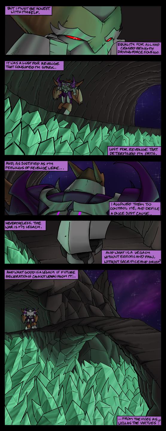 Megatron: Exile pt 4 by EnvySkort