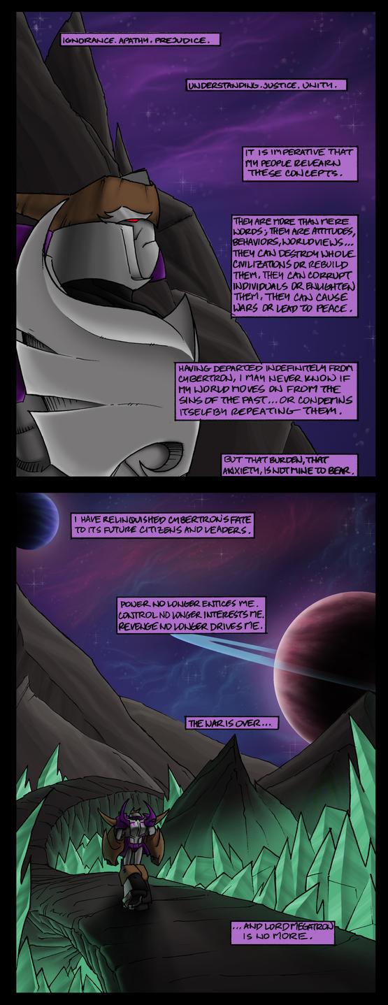 Megatron: Exile pt 5 END by EnvySkort