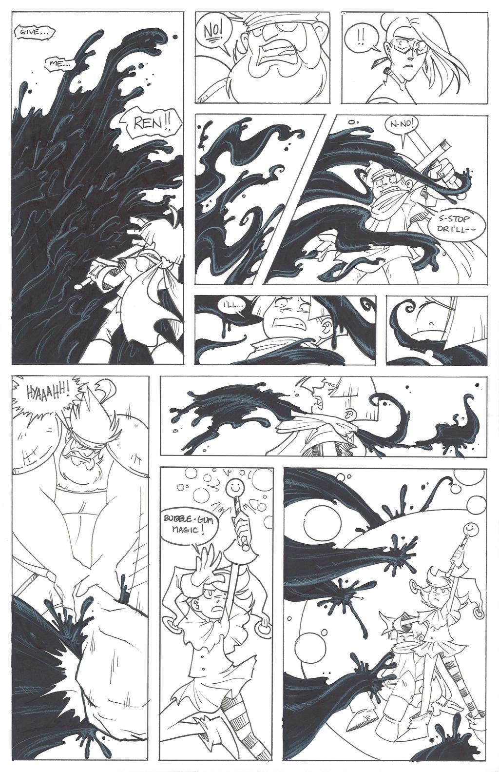 Awakening Page3 by EnvySkort