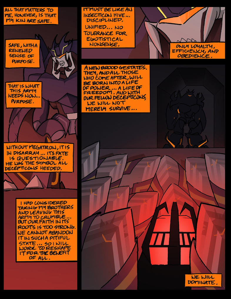 Insecticons : Survival 42 by EnvySkort