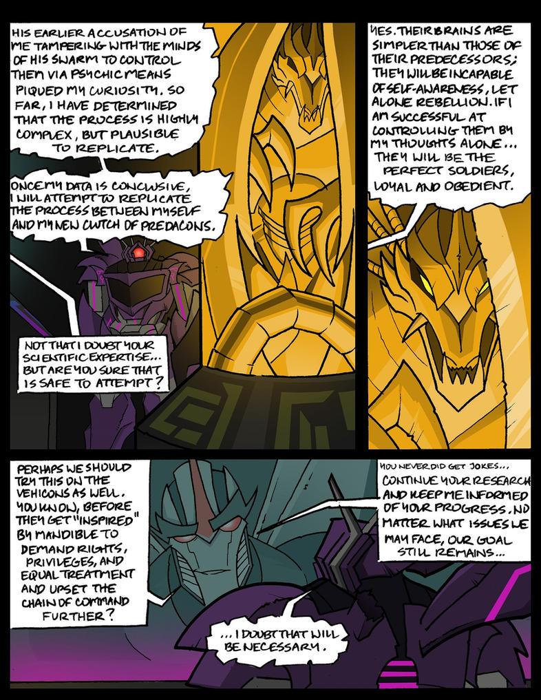 Insecticons : Survival 44 by EnvySkort
