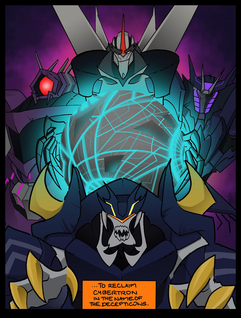 Insecticons : Survival 45 END by EnvySkort