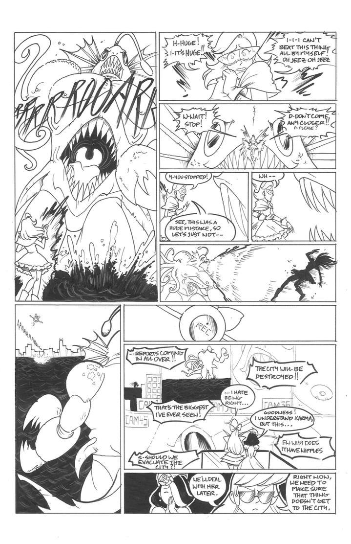 Magical Girl Inc Page 7 by EnvySkort