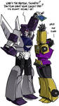 Octane And Swindle - Commission Transform-and-LOL
