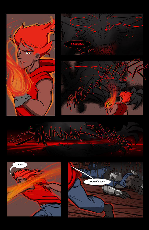Infinite Guardian P 10 by EnvySkort