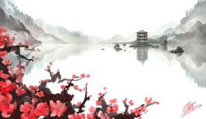 Chinese Style Painting