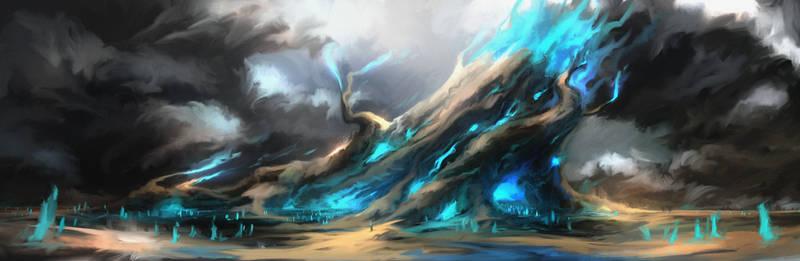 The Spirit's Last Destination