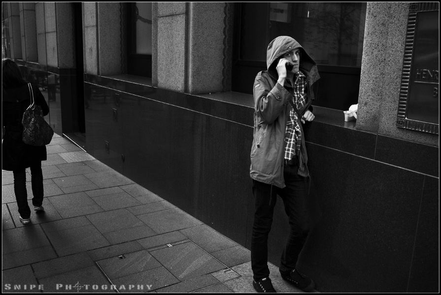 Mobile .4. by SnipePhotography