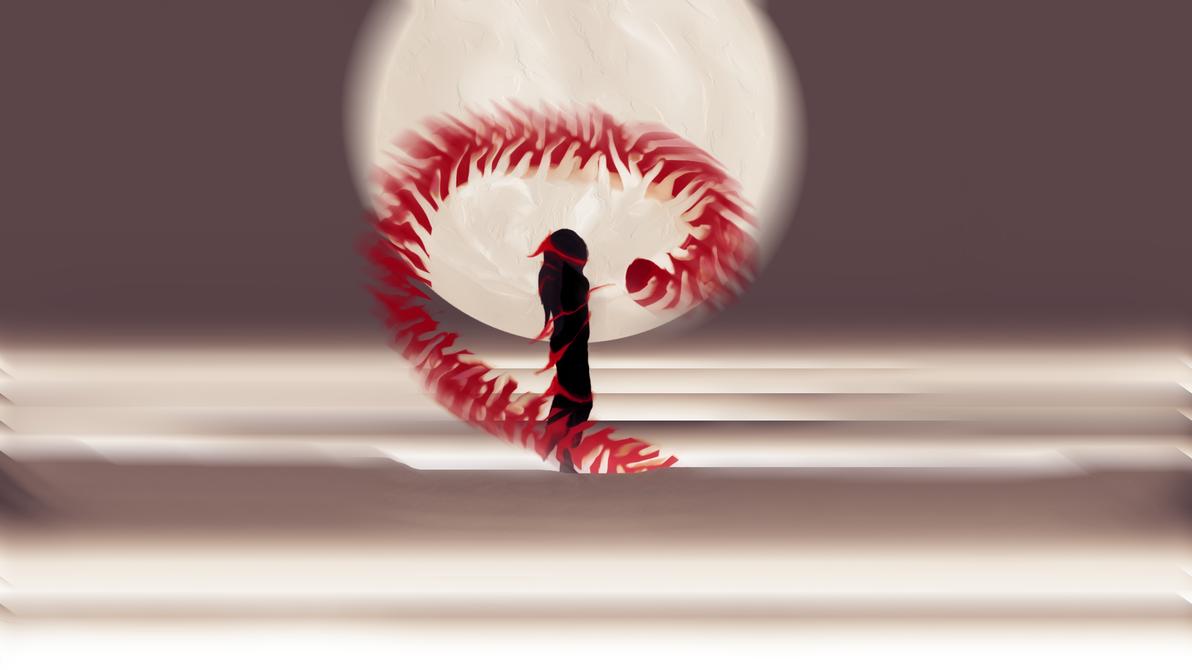 Blood Witch by WeelJustWeel