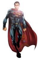 Henry Cavill Superman by dziqker