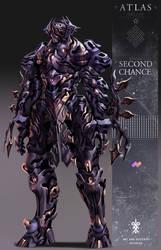 Warframe: Atlas - Second Chance Skin