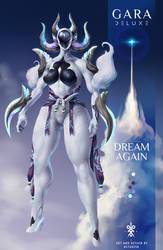 Warframe: Gara - Dream Again Skin