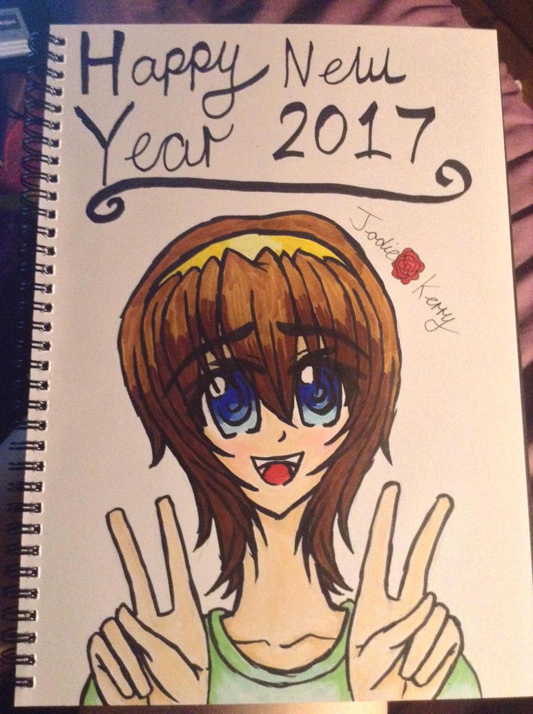 Happy new years!! by JK1524