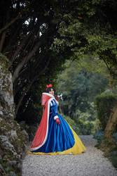 Winter Snow White