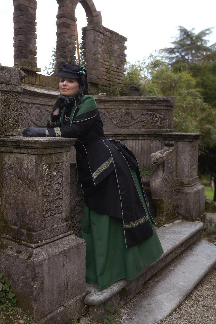 Victorian Loki by falketta