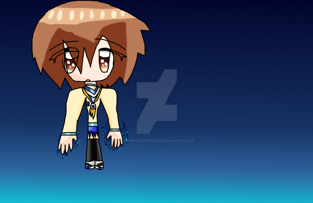 Naomi Nakashima Wielder of Water by AnimeArtist154ever