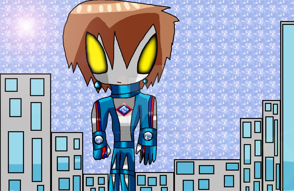 Ultrawoman Yui by AnimeArtist154ever