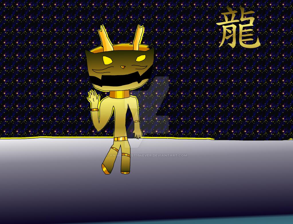 Ryuu Gold by AnimeArtist154ever