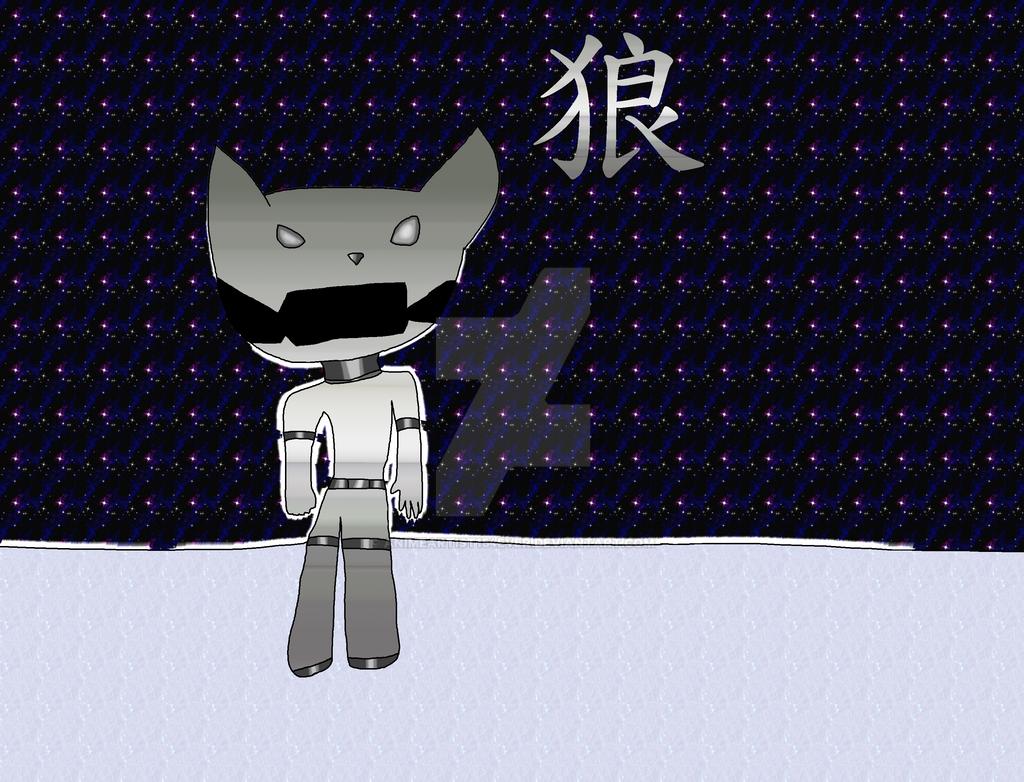 Ookami Commander by AnimeArtist154ever
