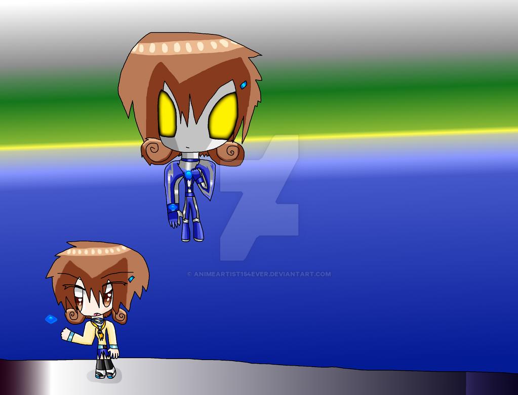 Seiko Shinohara's Ultra Hero Henshin (RPable) by AnimeArtist154ever