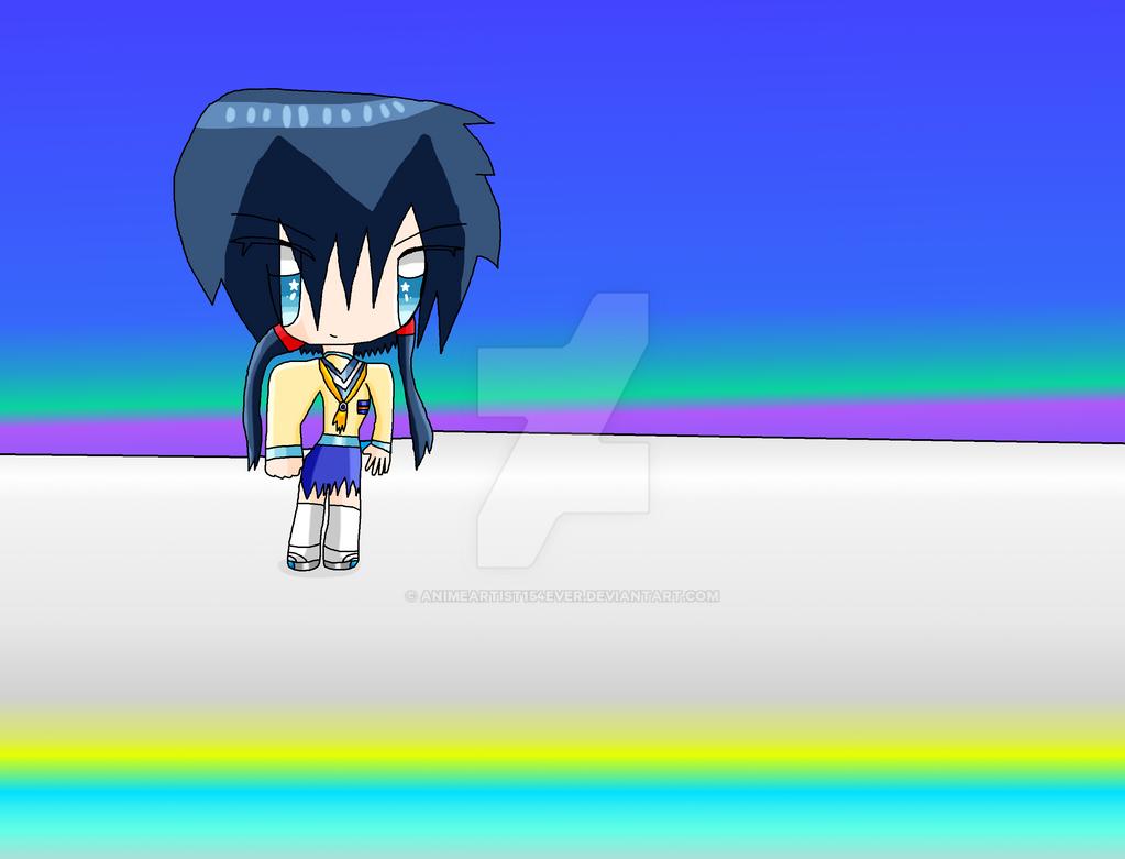 Chibi Ayumi Shinozaki Chibi Interactive Picture RP by AnimeArtist154ever