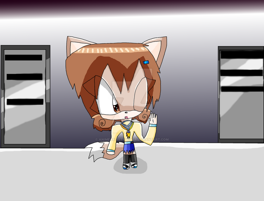 Seiko Shinohara Sonic Style by AnimeArtist154ever