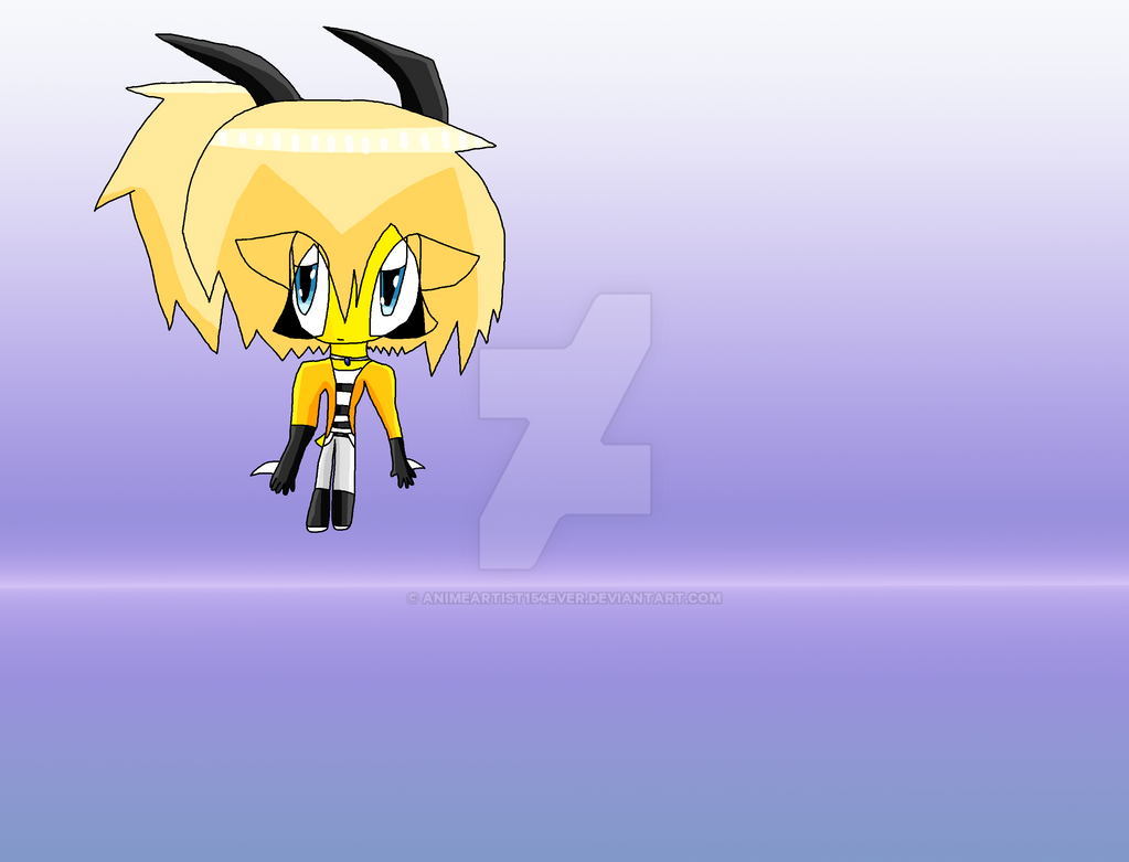 Chloe the Beedrill by AnimeArtist154ever