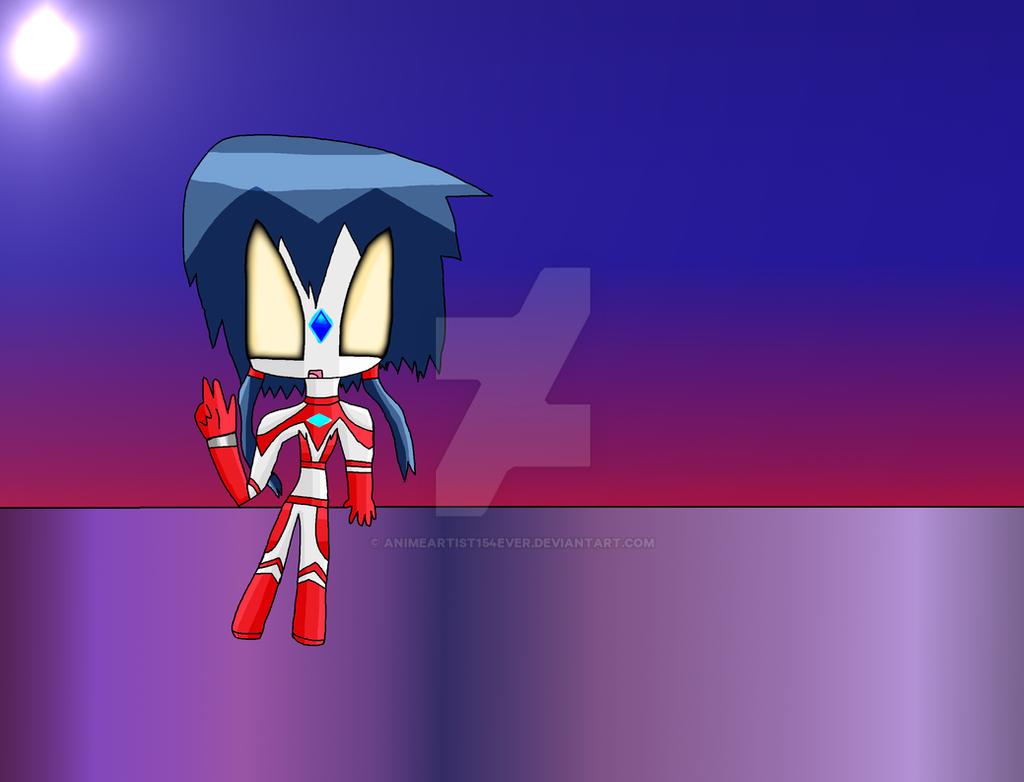 Happy Birthday Ultrawoman Ayumi by AnimeArtist154ever