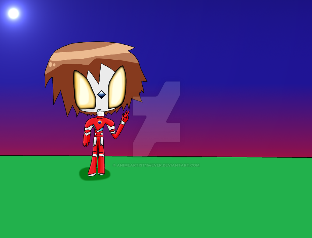 Ultraman Nate by AnimeArtist154ever
