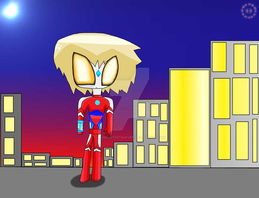 Ultraman Yoshiki New Version by AnimeArtist154ever