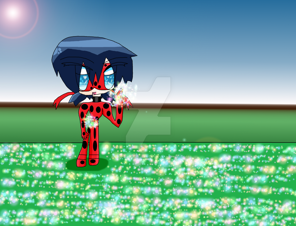 Ladybug The Heroine of Paris by AnimeArtist154ever