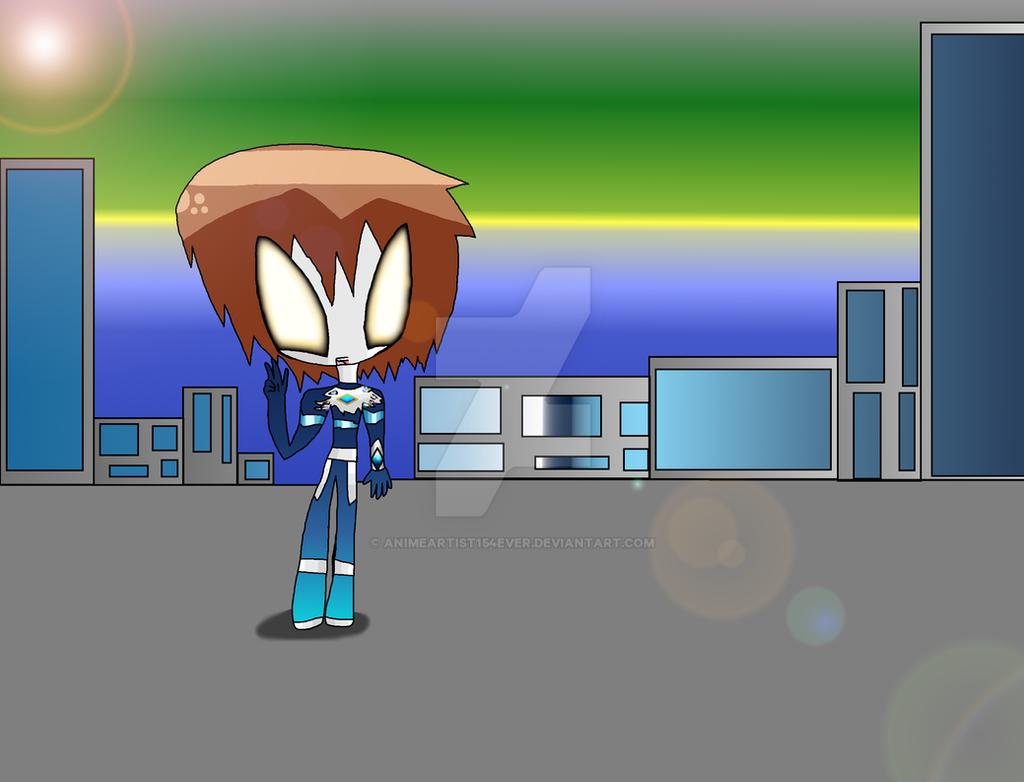 Ultraman Satoshi New Version by AnimeArtist154ever