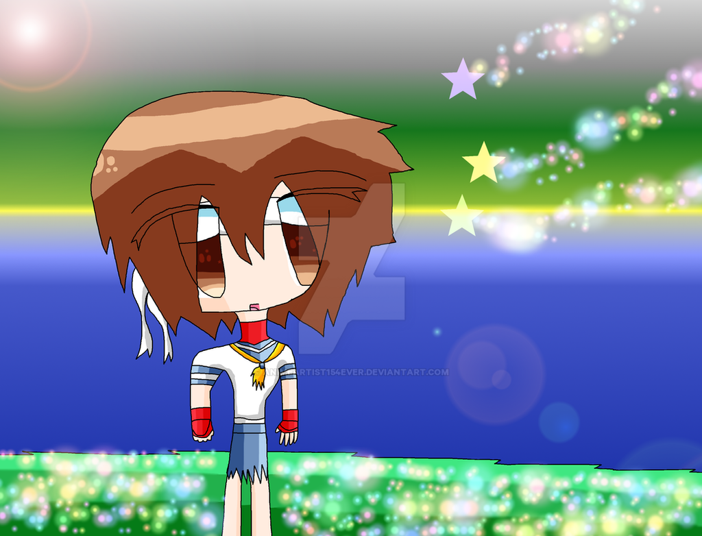 Sakura Kasugano by AnimeArtist154ever