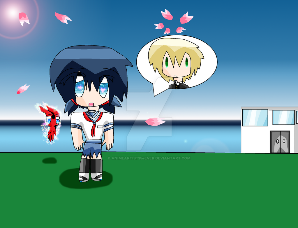 Miraculous Yandere Simulator AU by AnimeArtist154ever