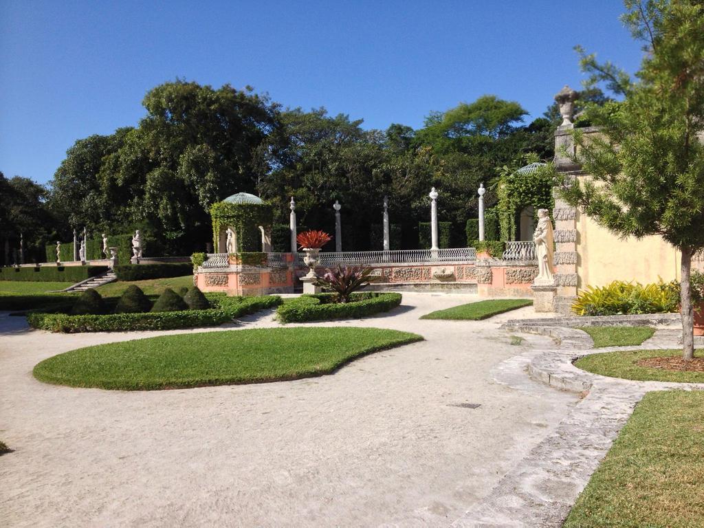 Vizcaya Gardens By Joyhorse13 On Deviantart