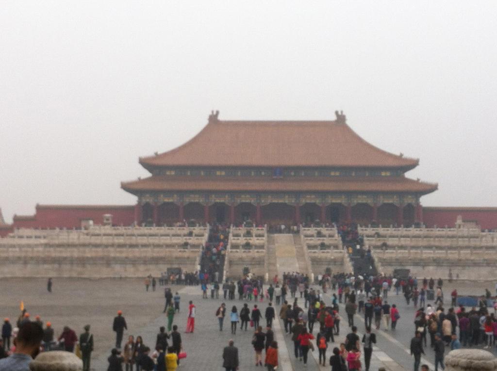 Forbidden City by joyhorse13