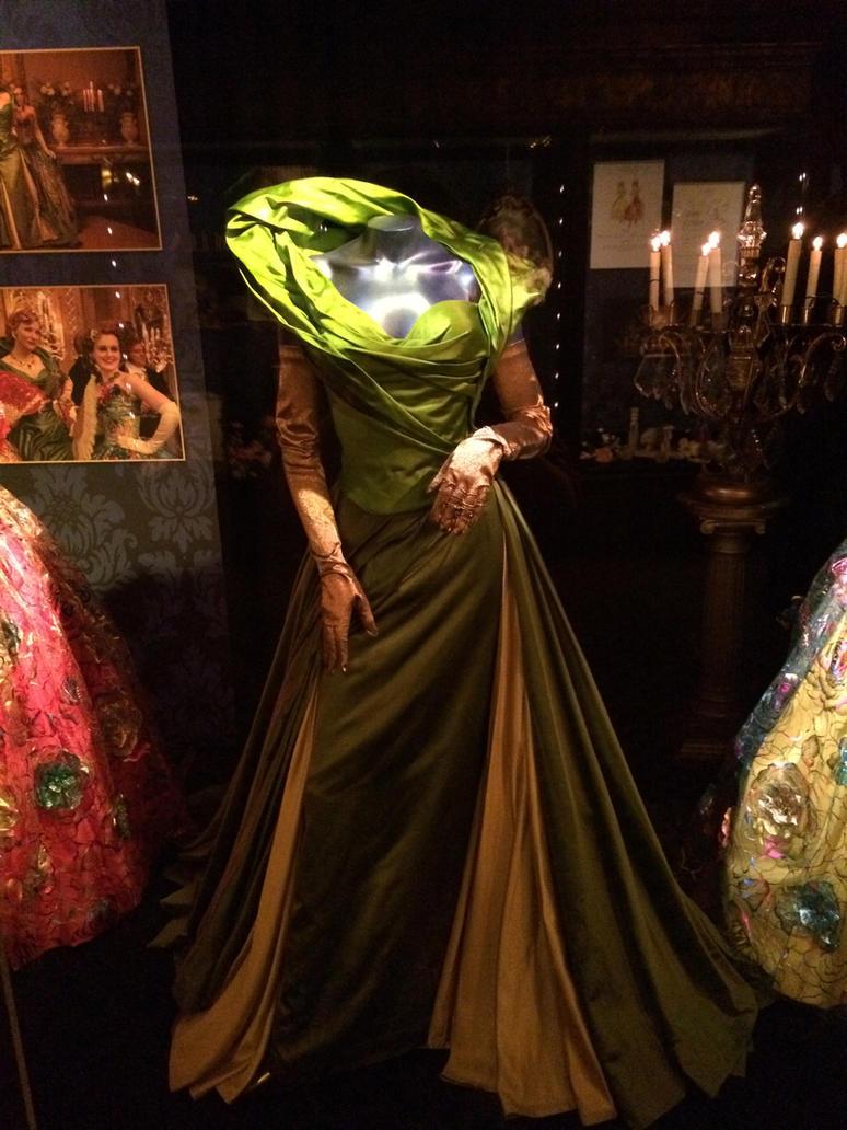 Cinderella Costume Closeup 5 by joyhorse13