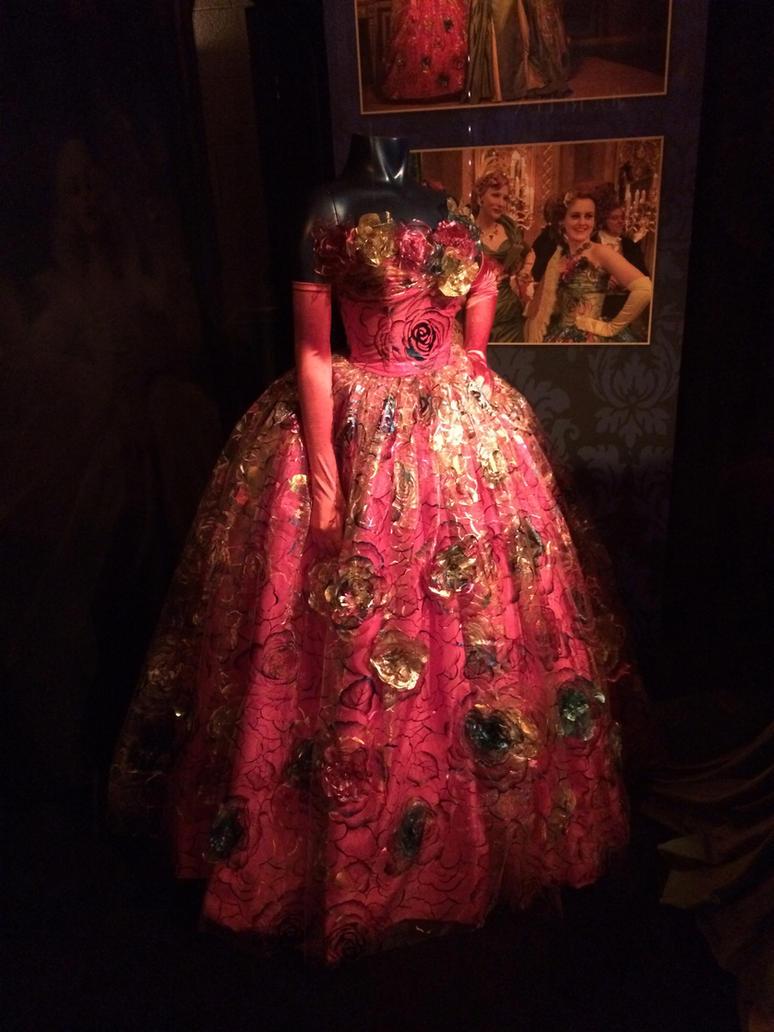 Cinderella Costume Closeup 6 by joyhorse13