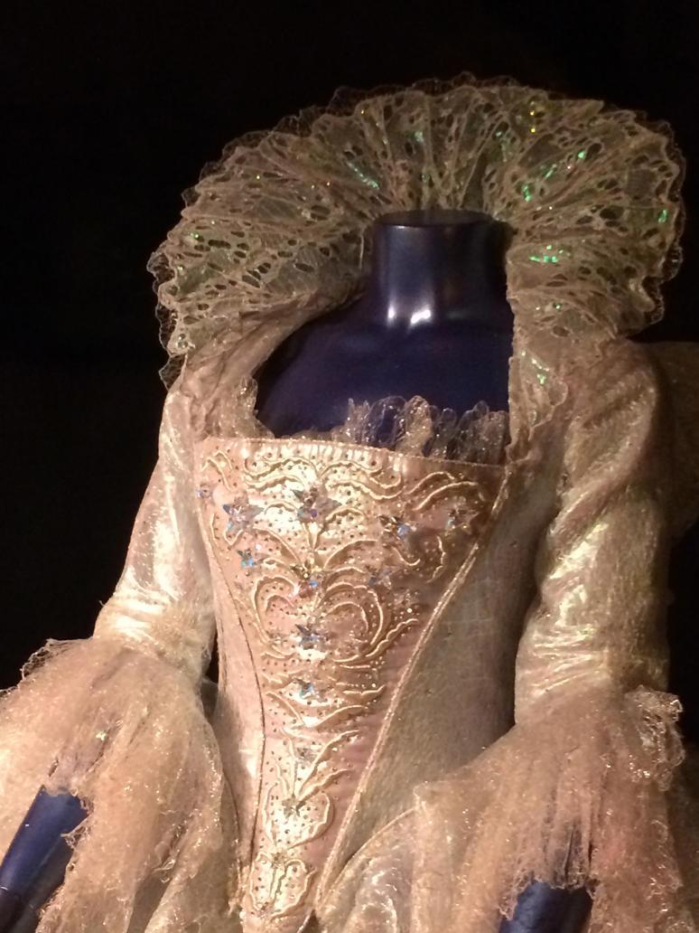 Cinderella Costume Closeup 7 by joyhorse13