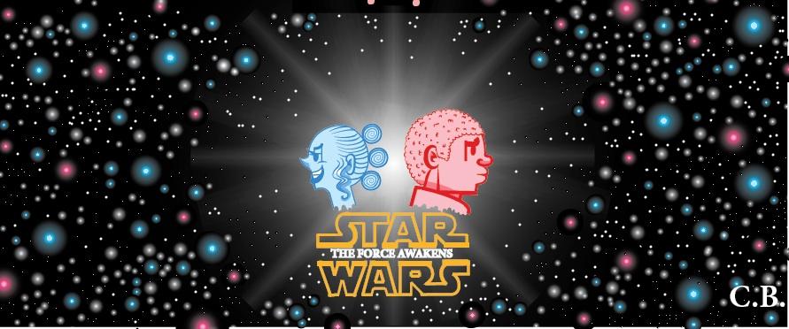 The Force Awakens by joyhorse13